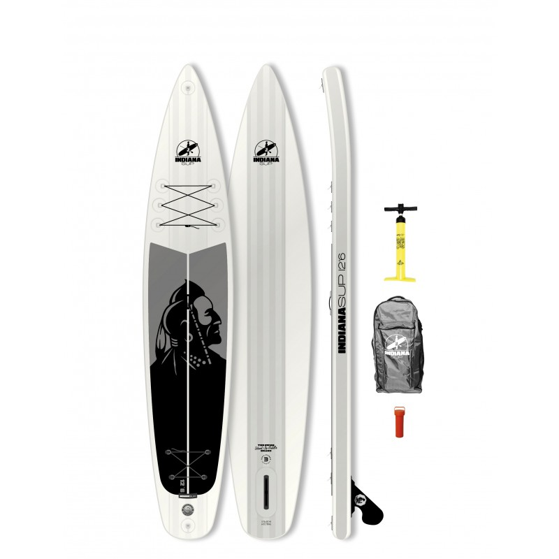SUP Indiana Inflatable 12'6 Touring