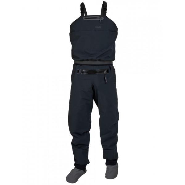 Сухие штаны Kokatat Whirlpool с туалетною молнией и носками GORE-TEX PRO