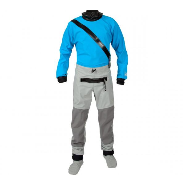 Сухой костюм Kokatat Swift Entery Hydrus 3.0  c туалетной молнией и носками