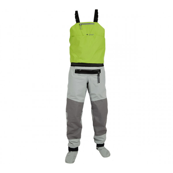 Сухие штаны Kokatat Whirlpool с туалетною молнией и носками HYDRUS 3.0