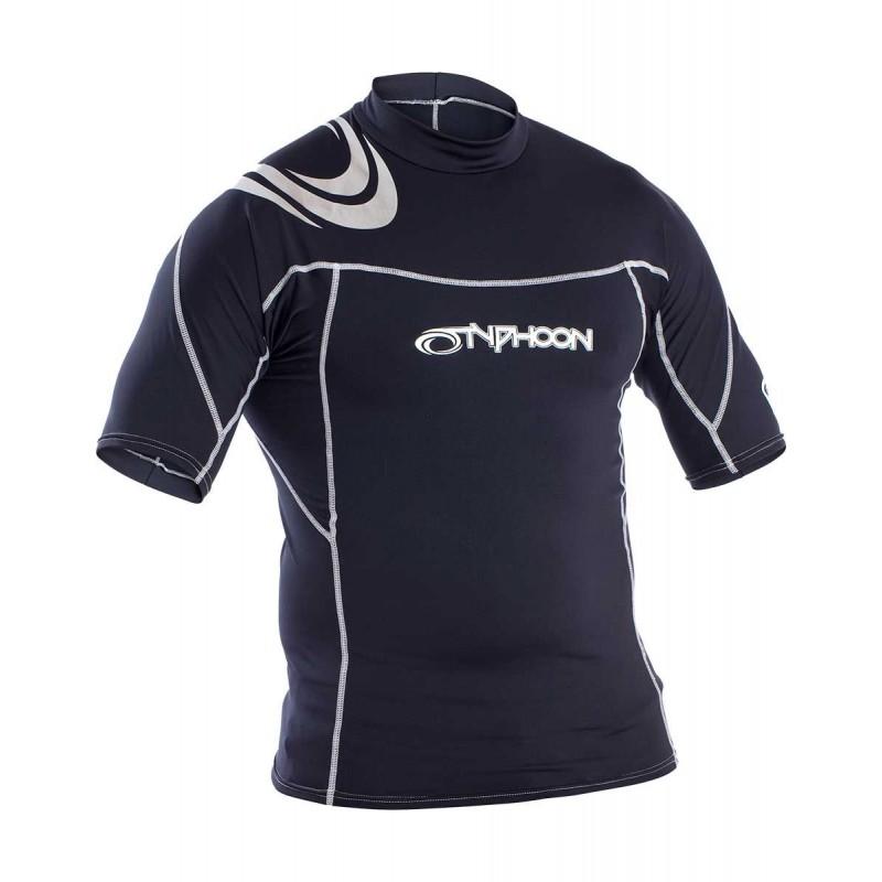 Typhoon Mens Short Sleeve Rash Vest